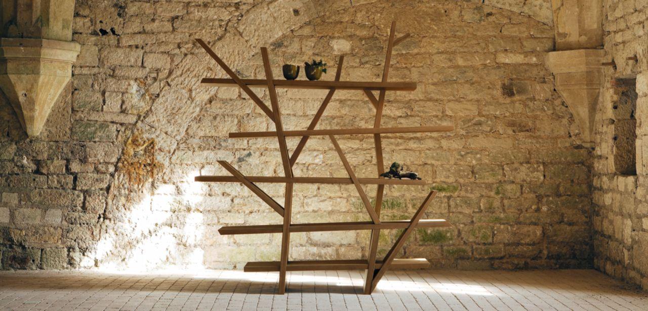 biblioth que legend roche bobois. Black Bedroom Furniture Sets. Home Design Ideas