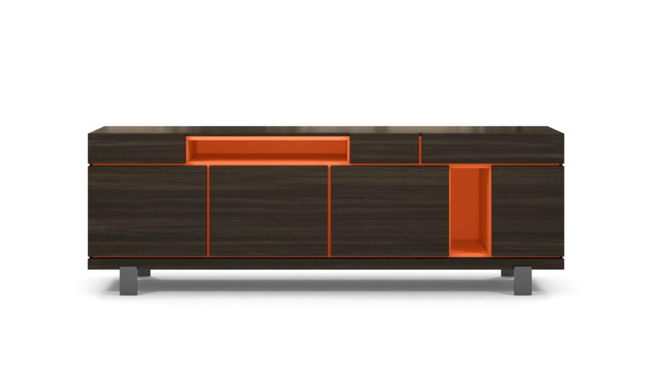 optimum sideboard roche bobois. Black Bedroom Furniture Sets. Home Design Ideas
