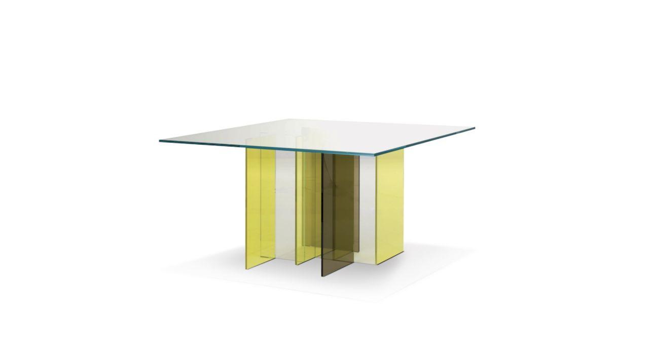 Table repas verre roche bobois images - Table repas roche bobois ...