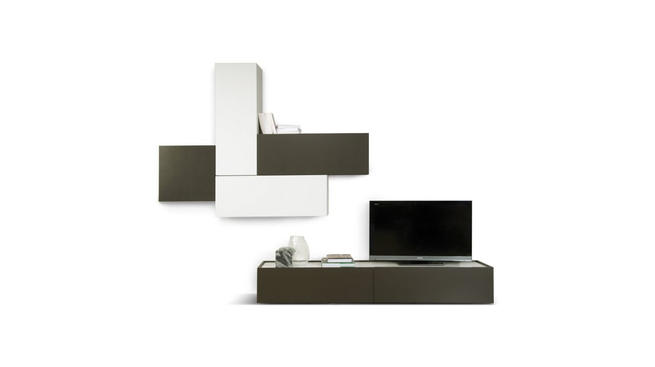 intralatina composition 201310 d roche bobois. Black Bedroom Furniture Sets. Home Design Ideas
