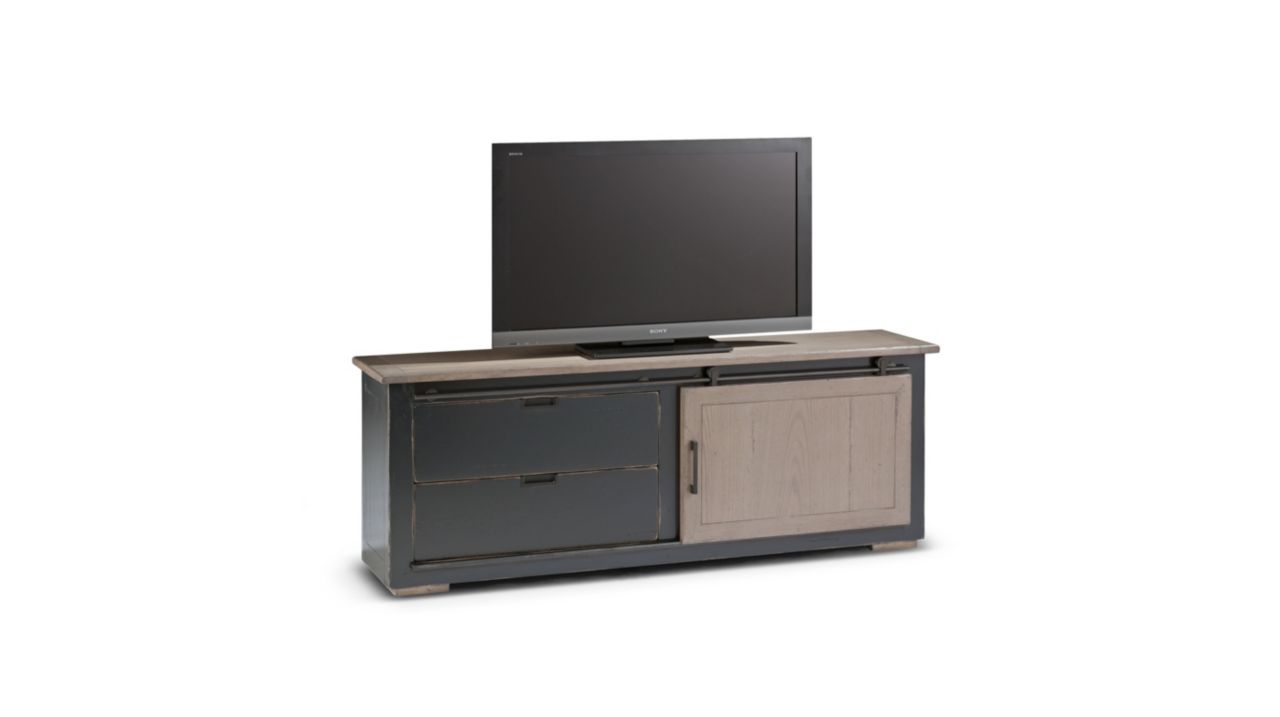meuble tv maxime collection nouveaux classiques roche bobois. Black Bedroom Furniture Sets. Home Design Ideas