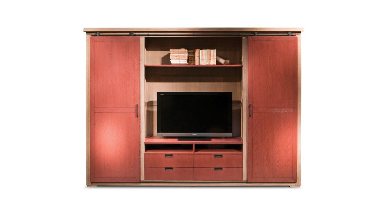 Meuble tv bibliotheque roche bobois meilleure for Roche bobois meuble tv