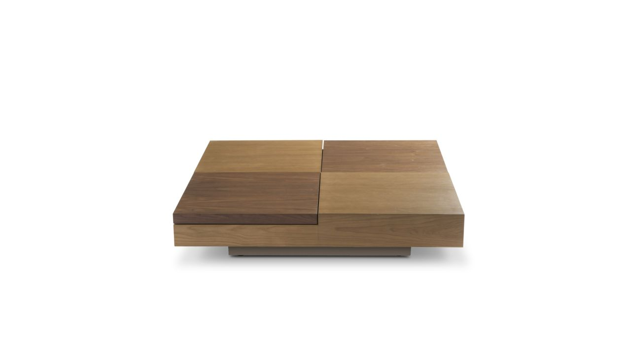 table basse bois podium roche bobois. Black Bedroom Furniture Sets. Home Design Ideas
