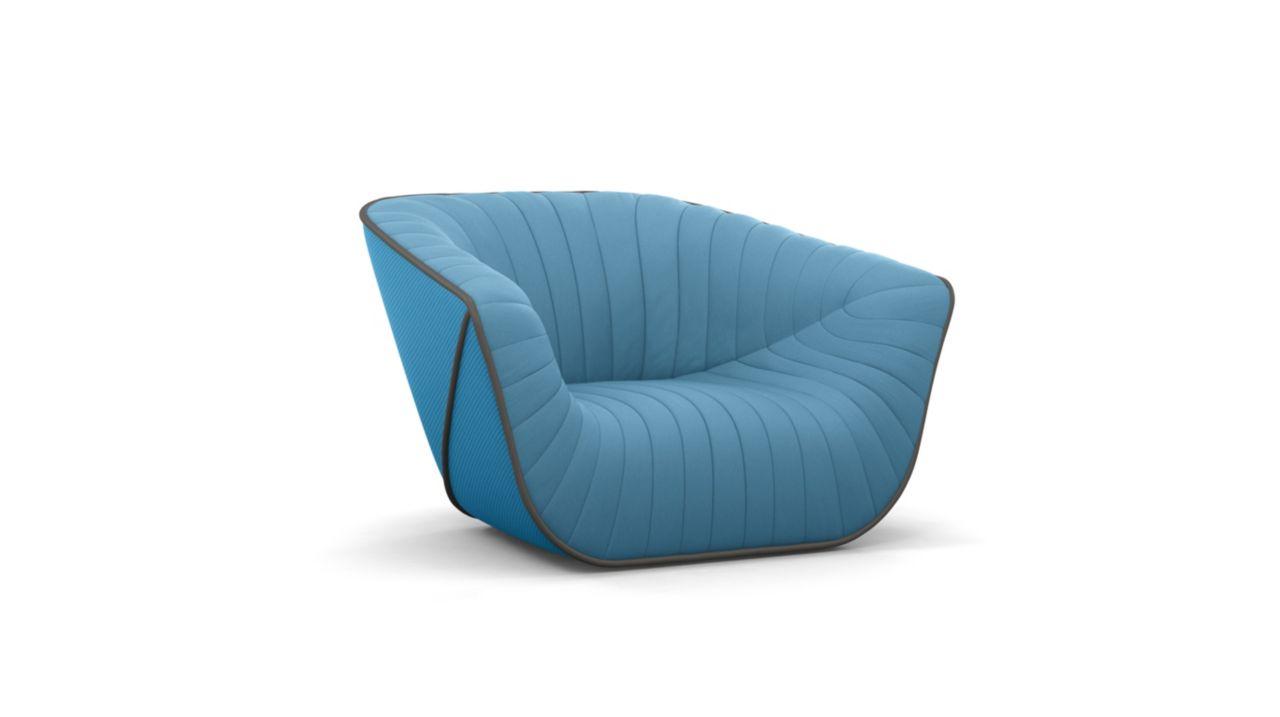 fauteuil nautil roche bobois. Black Bedroom Furniture Sets. Home Design Ideas