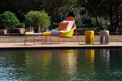 TRAVELER outdoor Lounge Armchair