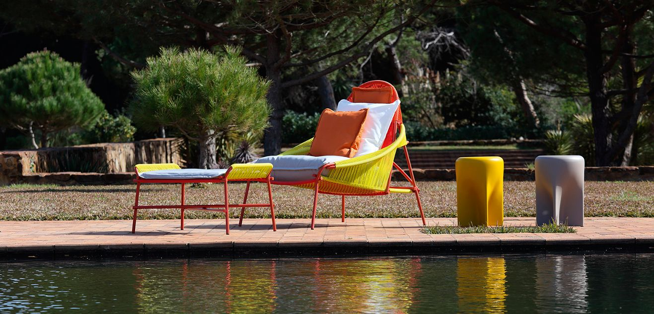 TRAVELER outdoor Lounge Armchair