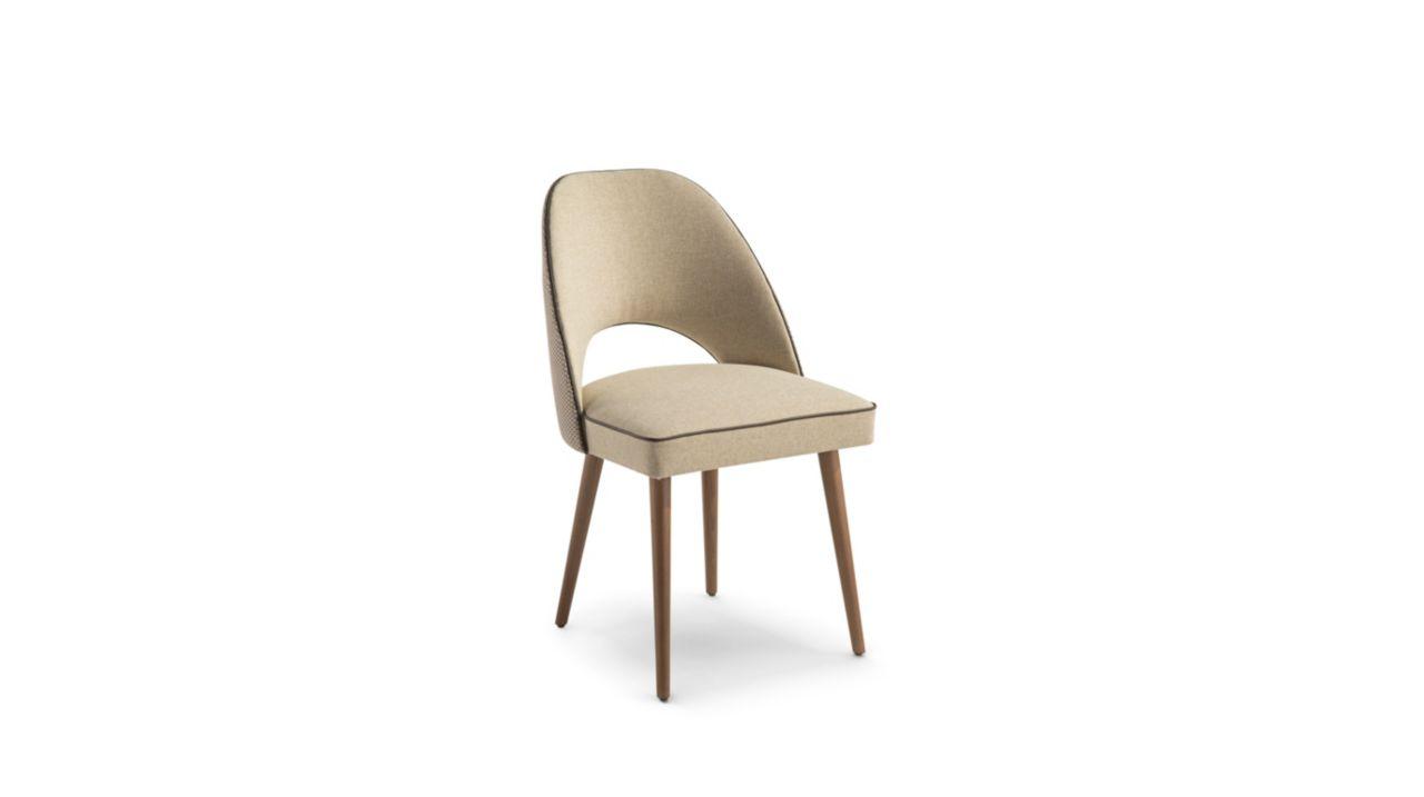 Fenice chair nouveaux classiques collection roche bobois - Roche bobois chaises ...