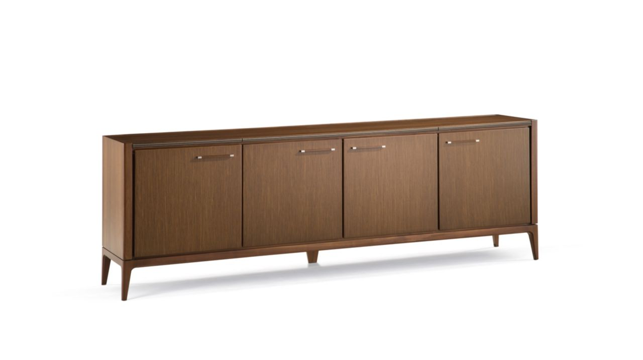 repertoire sideboard nouveaux classiques collection roche bobois. Black Bedroom Furniture Sets. Home Design Ideas
