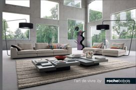Catalogues roche bobois for Catalogue canape roche bobois
