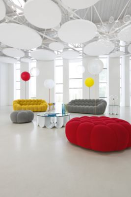 Roche Bobois Innovation: High Tech 3D Fabric