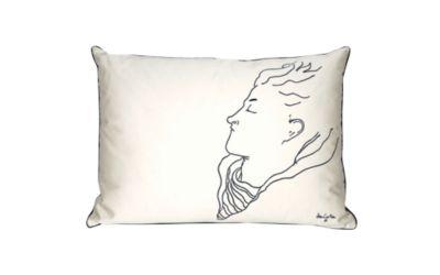 LE DORMEUR - JEAN COCTEAU Cushion - Roche Bobois | Tuggl