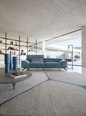 azur large 3-seat sofa - roche bobois