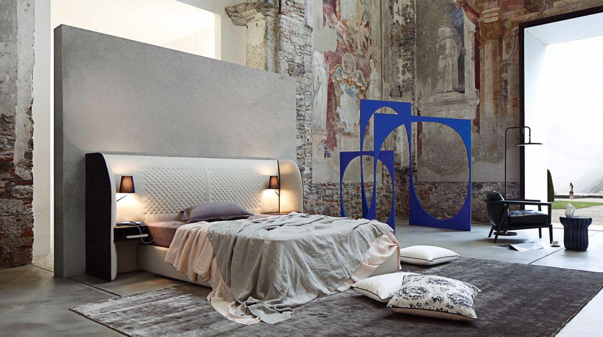 lit cherche midi roche bobois. Black Bedroom Furniture Sets. Home Design Ideas