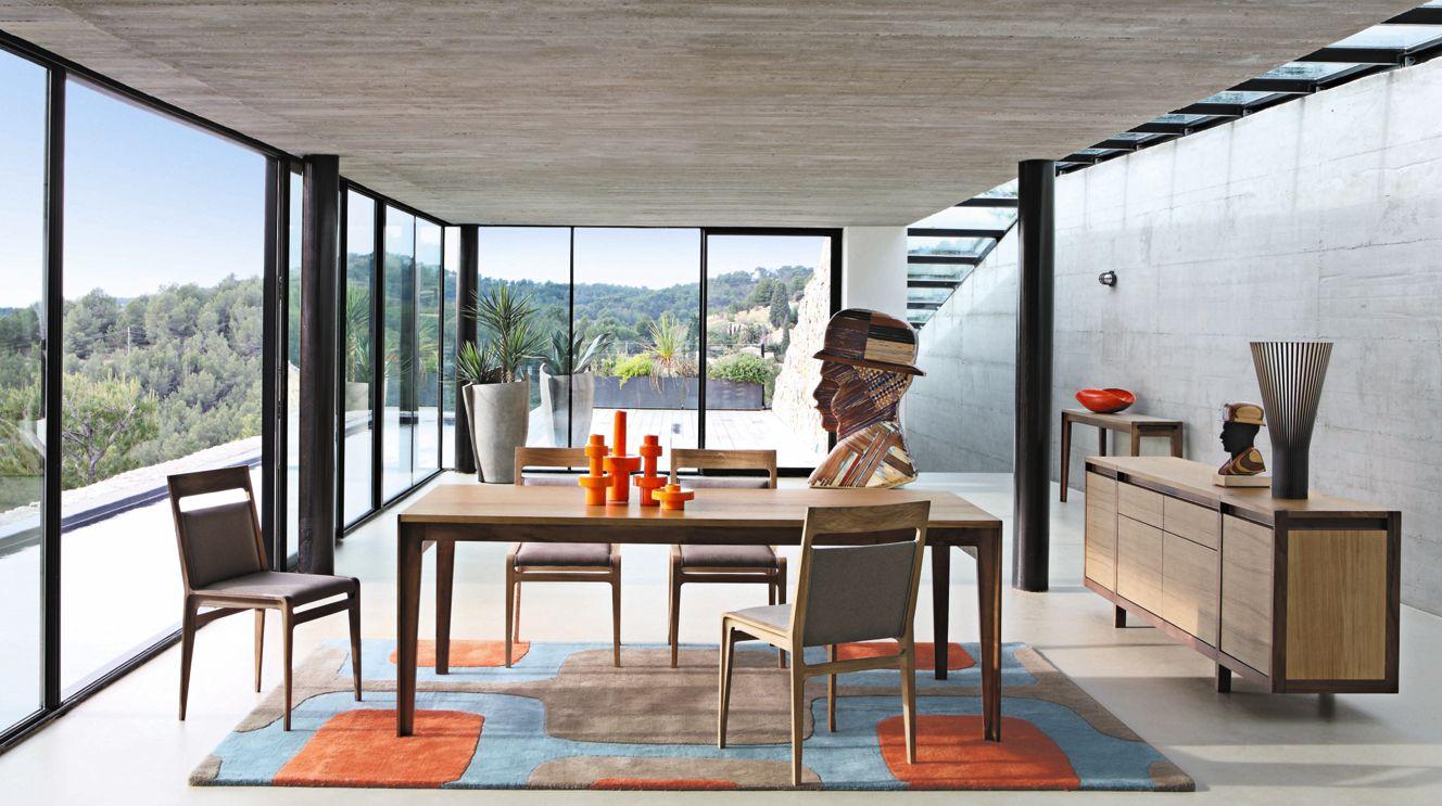 Assemblage Table De Repas Collection Nouveaux Classiques Roche