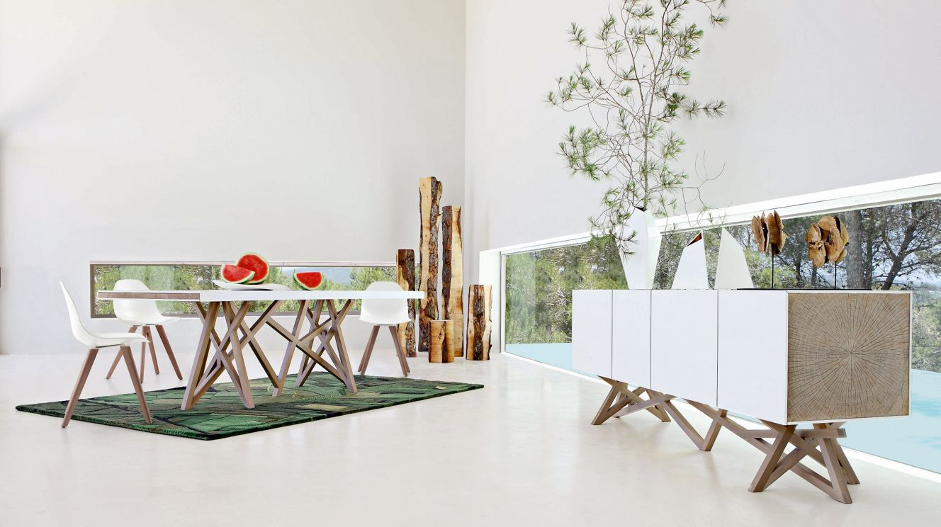 Jane Dining Table Roche Bobois