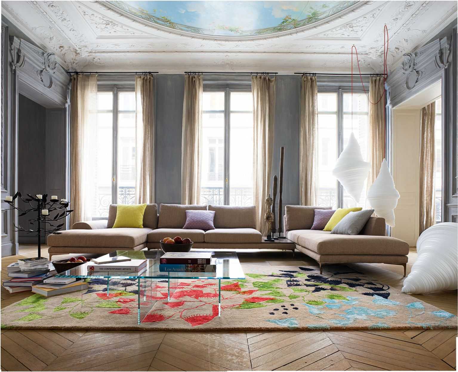 exclamation canap composable par lments - Tapis Roche Bobois