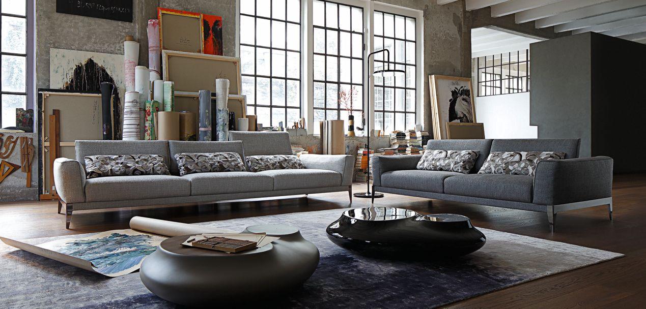Player 5 seat sofa roche bobois - Sofas de roche bobois ...