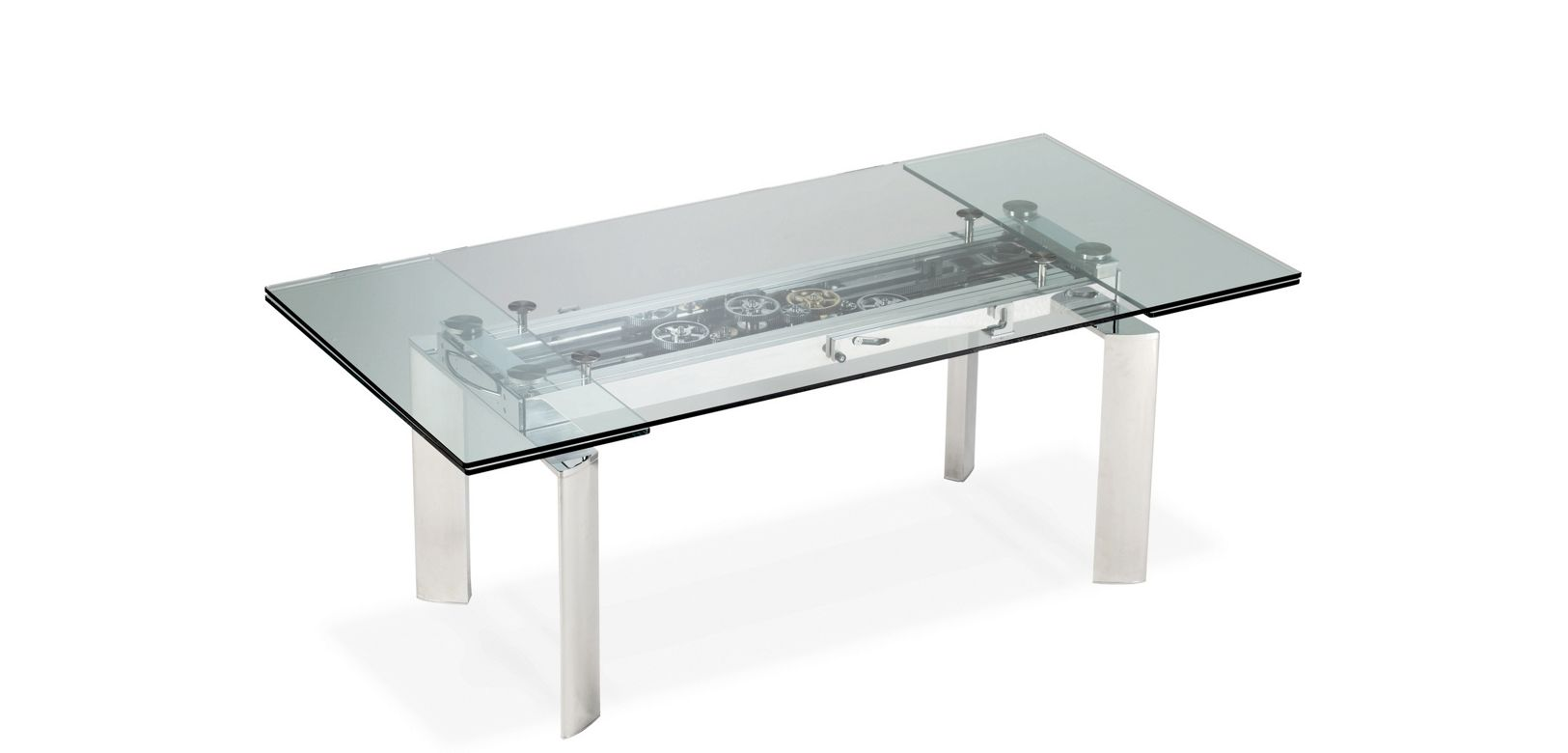 Astrolab dining table roche bobois - Dimensions table a manger ...