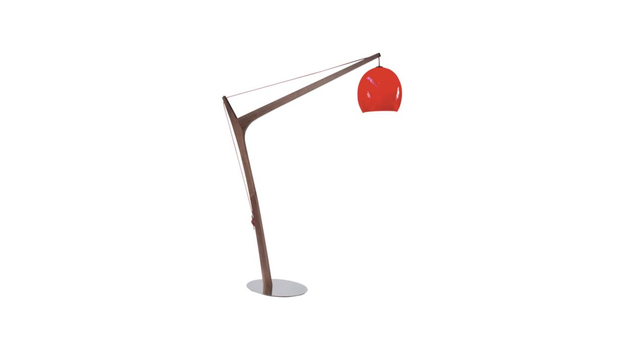 accastillage lampadaire d port roche bobois. Black Bedroom Furniture Sets. Home Design Ideas