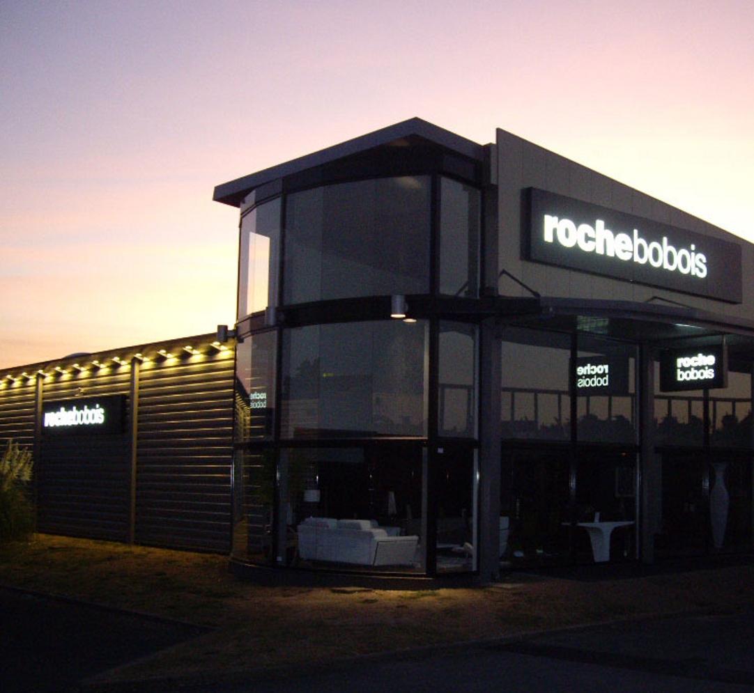 Magasin Roche Bobois Caen Mondeville 14120