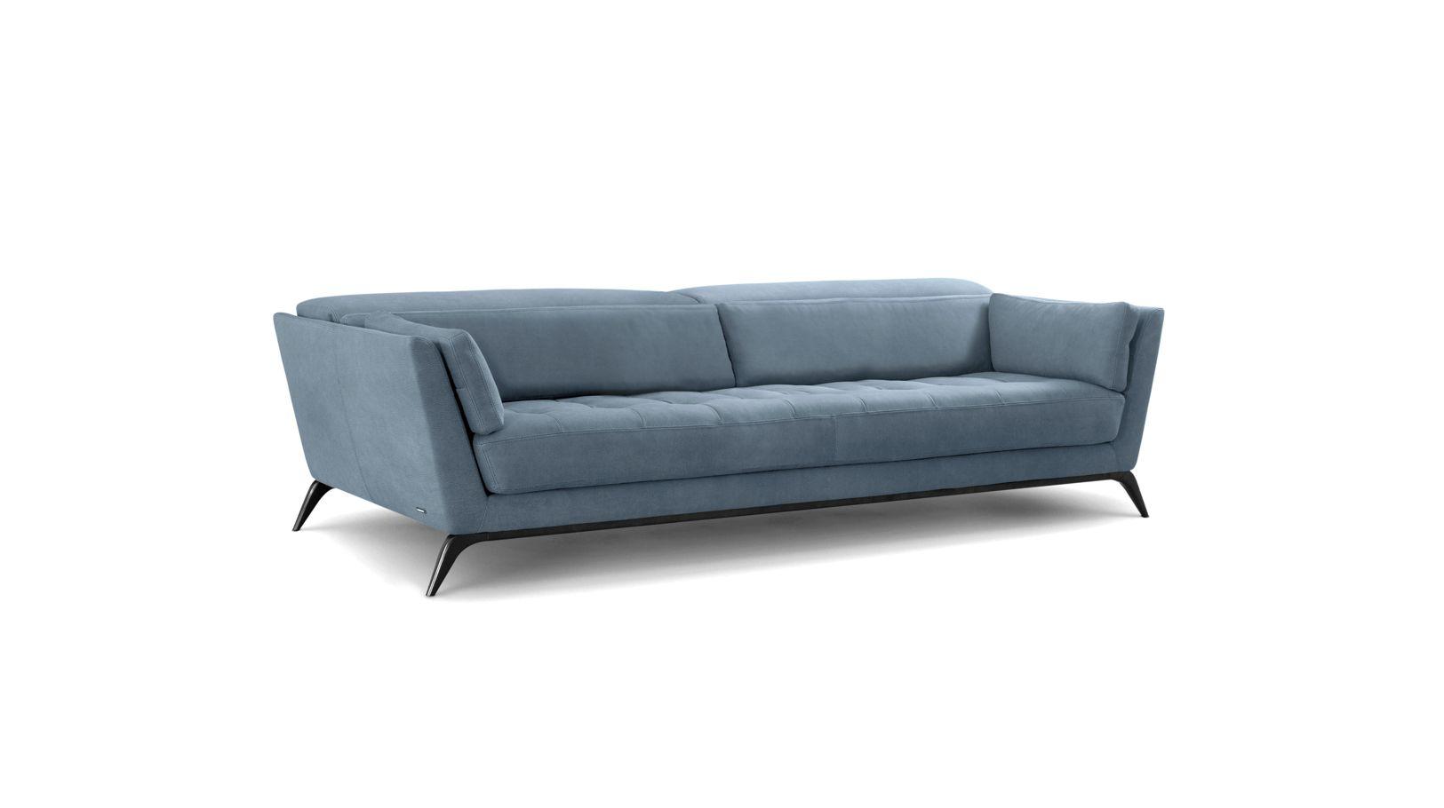 Syllabe large 3 seat sofa nouveaux classiques collection - Sofas de roche bobois ...