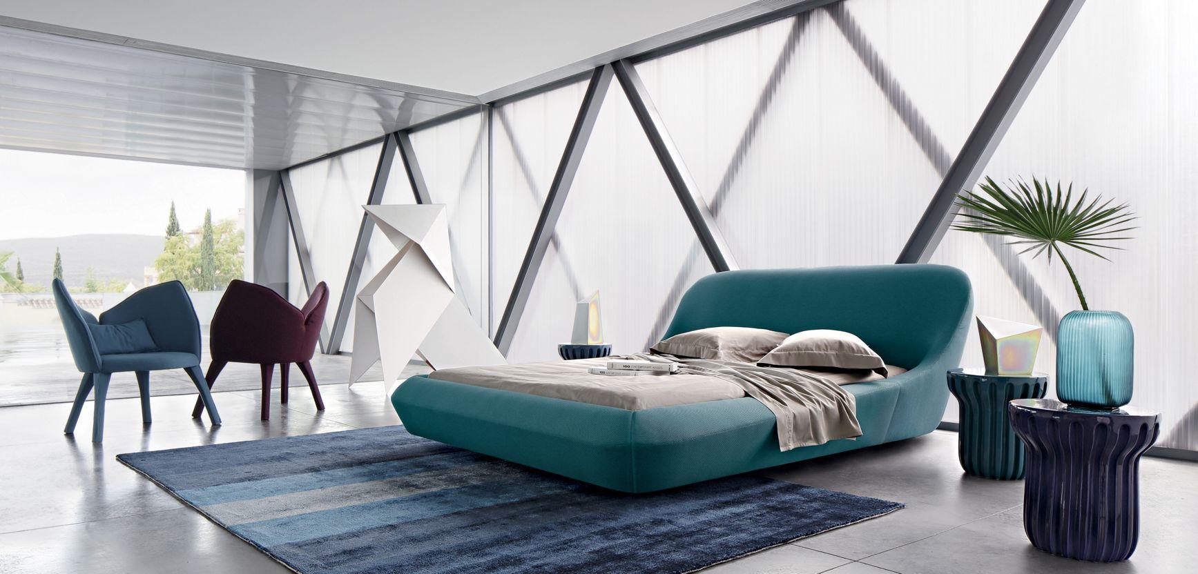 fantasq bed roche bobois. Black Bedroom Furniture Sets. Home Design Ideas