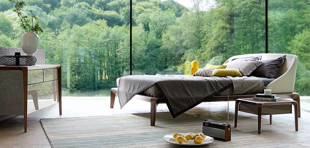 brio lit roche bobois. Black Bedroom Furniture Sets. Home Design Ideas