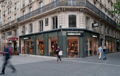 Magasin Roche Bobois Paris   Bd De Sbastopol