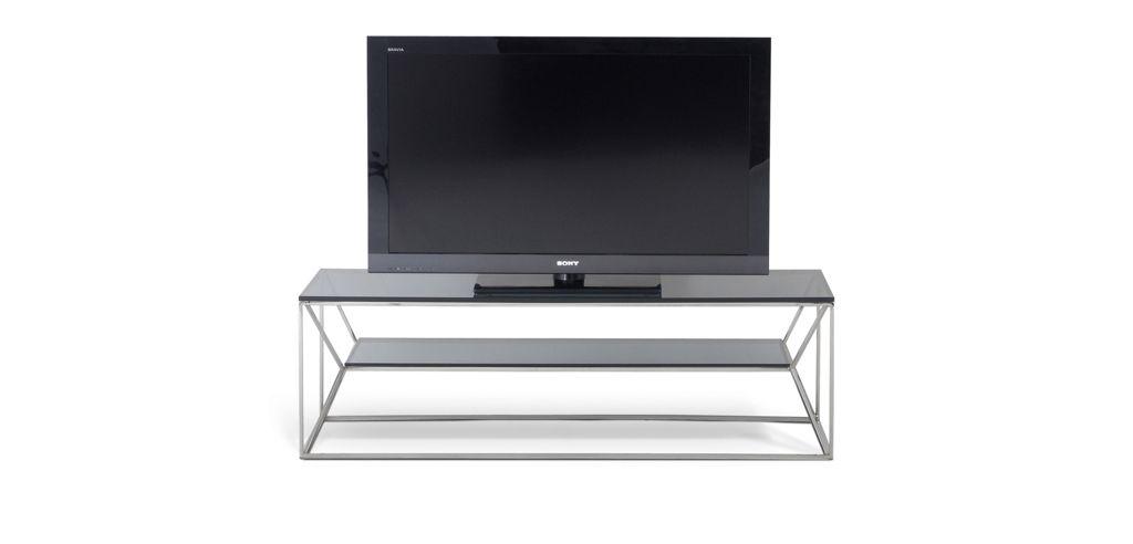 meuble tv tribeca - roche bobois - Meuble Tele Design Roche Bobois