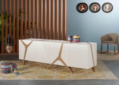 Sideboard Design mangrove sideboard roche bobois