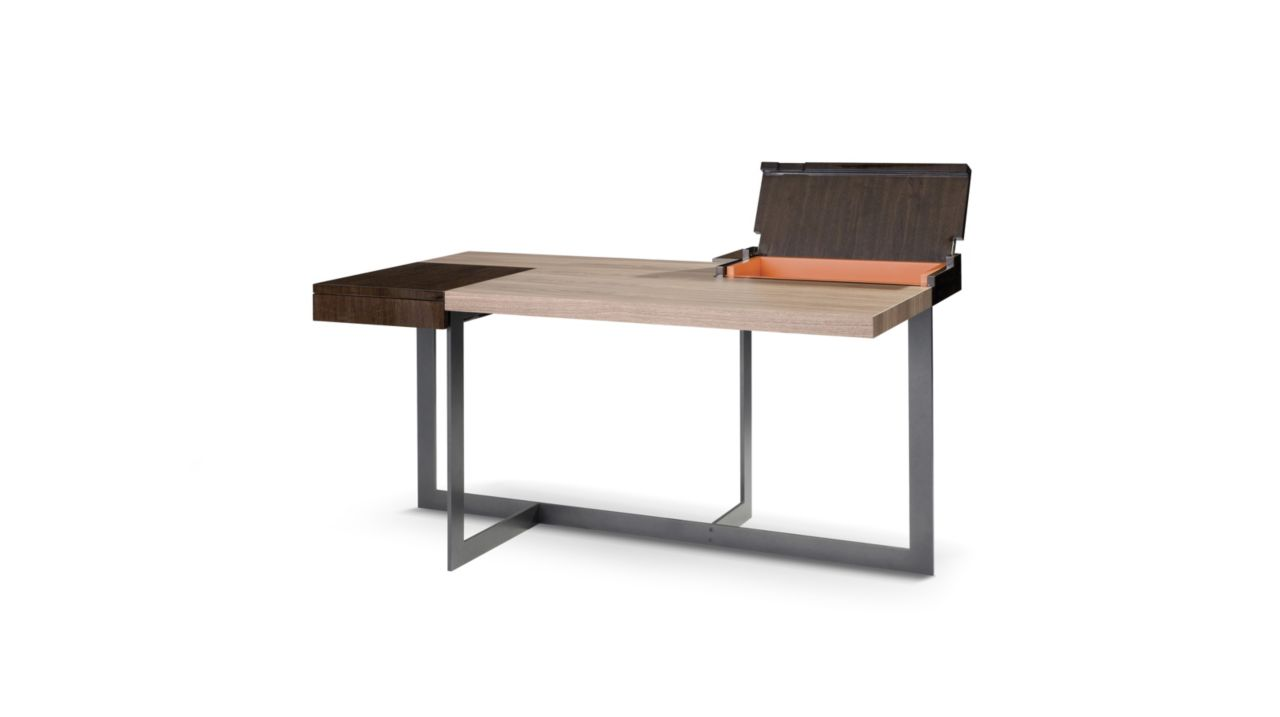 decalo desk roche bobois. Black Bedroom Furniture Sets. Home Design Ideas