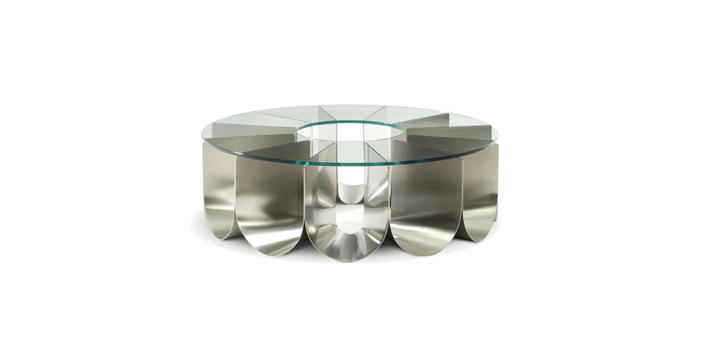 Iride cocktail table roche bobois for Table basse roche bobois prix