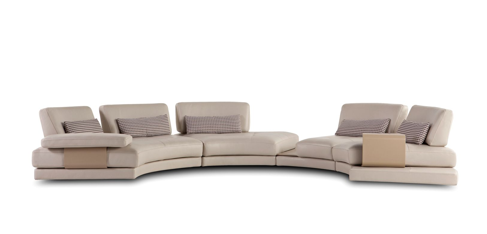 Beach Bay Panoramic Sectional Roche Bobois
