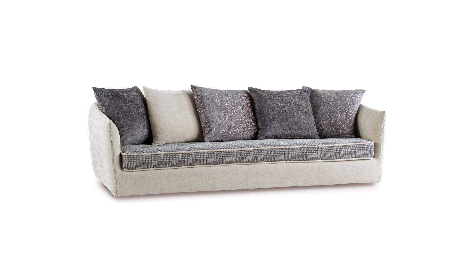 Cocoon large 3 seat sofa nouveaux classiques collection roche bobois - Sofa rock en bobois ...