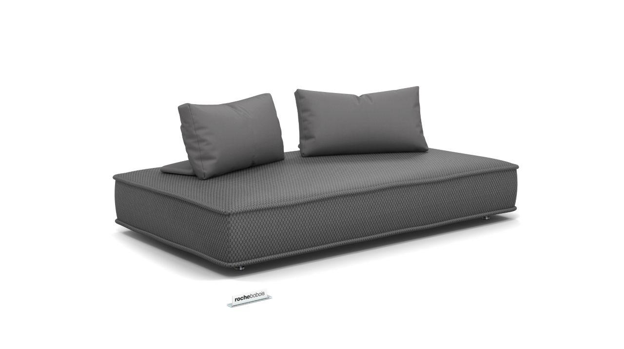 escapade canap 2 places 1 2 roche bobois. Black Bedroom Furniture Sets. Home Design Ideas