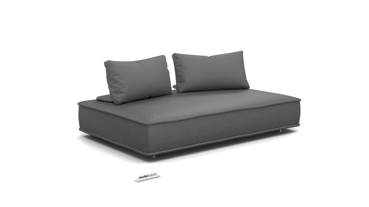 escapade canap 2 places roche bobois. Black Bedroom Furniture Sets. Home Design Ideas