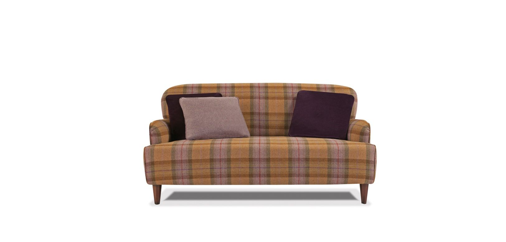 Cardamome 1 5 seat sofa nouveaux classiques collection for Sofa 1 80 breit