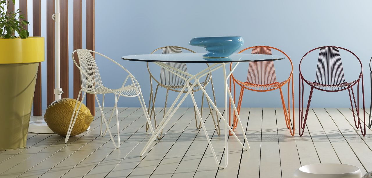 Madame o dining table roche bobois - La roche bobois table ...