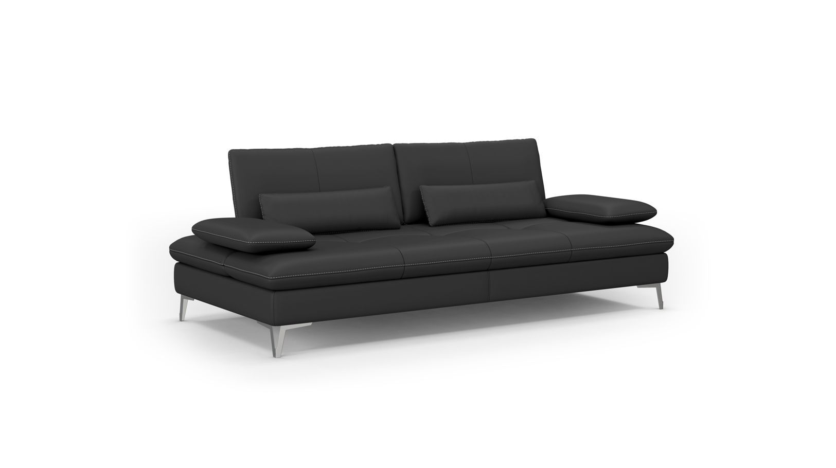 gro es 3 sitzer sofa scenario roche bobois. Black Bedroom Furniture Sets. Home Design Ideas