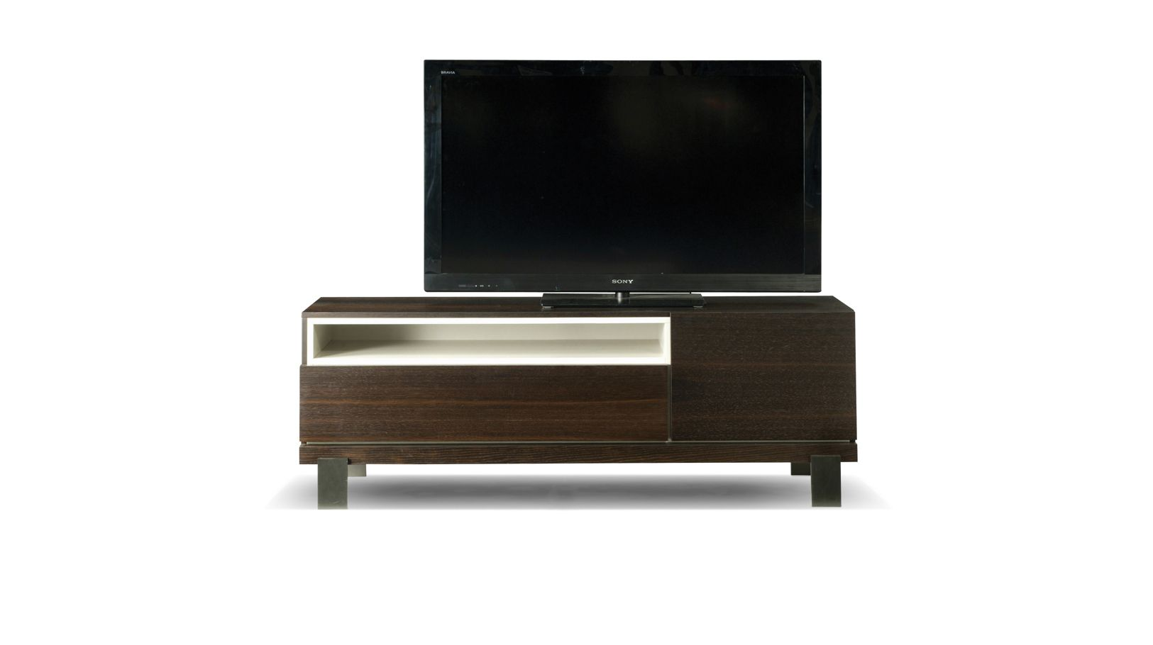 optimum tv unit roche bobois. Black Bedroom Furniture Sets. Home Design Ideas