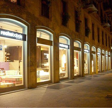 Negozio roche bobois milano risorgimento 20129 for Arredatore milano