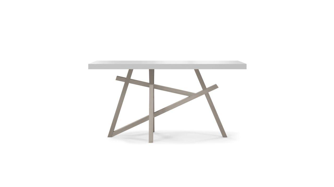 saga console roche bobois. Black Bedroom Furniture Sets. Home Design Ideas