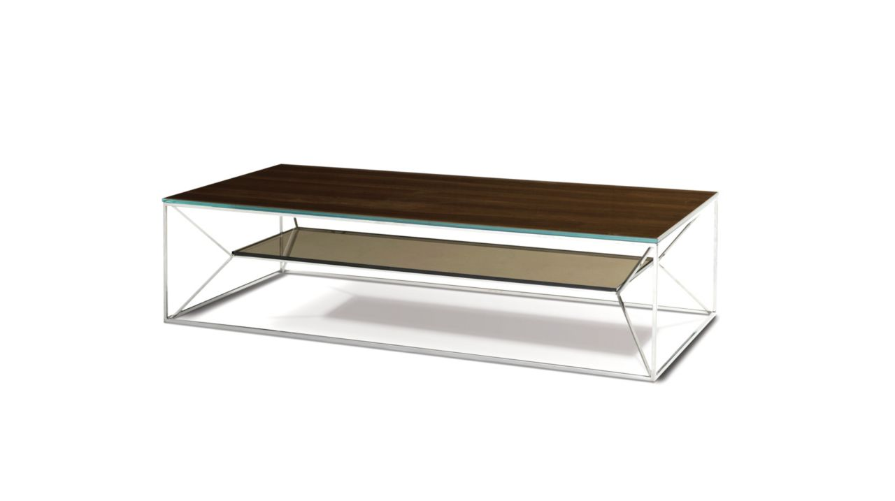 Table basse rectangulaire extension roche bobois - Petite table basse rectangulaire ...