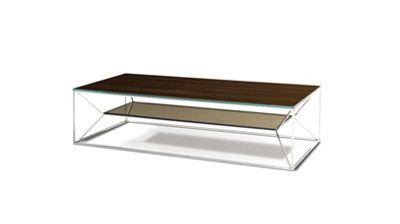 tribeca rectangular cocktail table - roche bobois