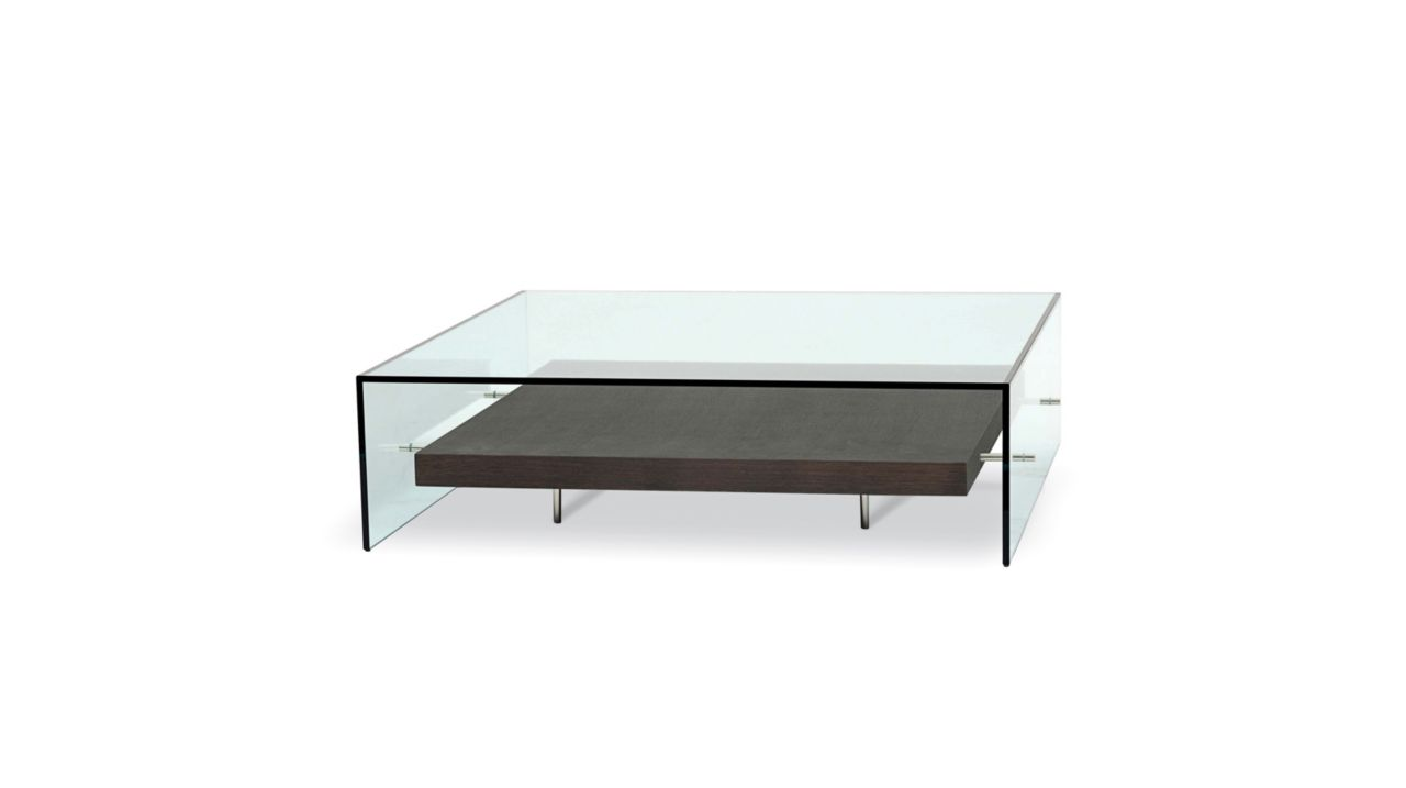 Indo cocktail table roche bobois - Table basse verre roche bobois ...