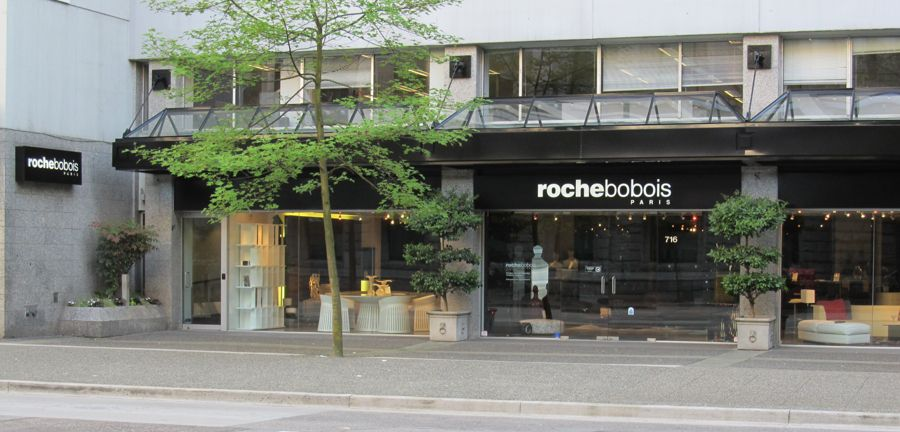 magasin roche bobois vancouver v6c 1a3. Black Bedroom Furniture Sets. Home Design Ideas