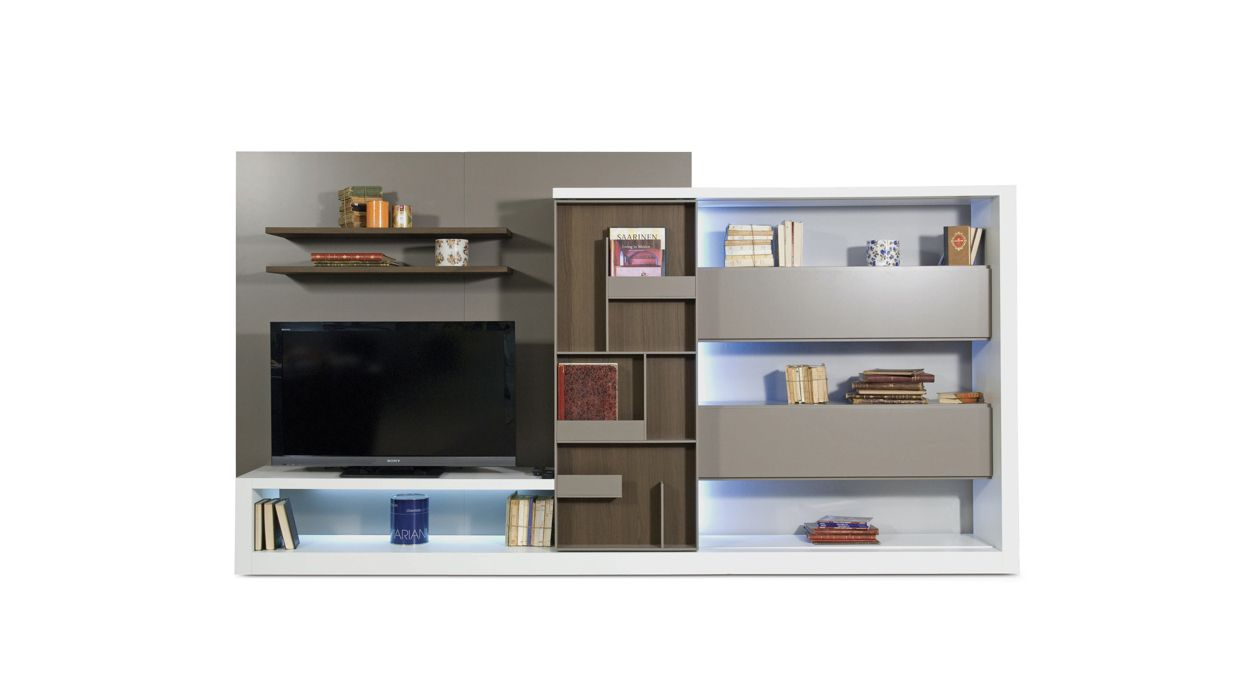 arcane composition 1104 6a roche bobois. Black Bedroom Furniture Sets. Home Design Ideas