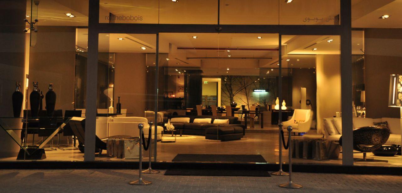 magasin roche bobois dubai zipcode. Black Bedroom Furniture Sets. Home Design Ideas