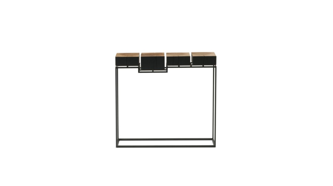 console etna roche bobois. Black Bedroom Furniture Sets. Home Design Ideas