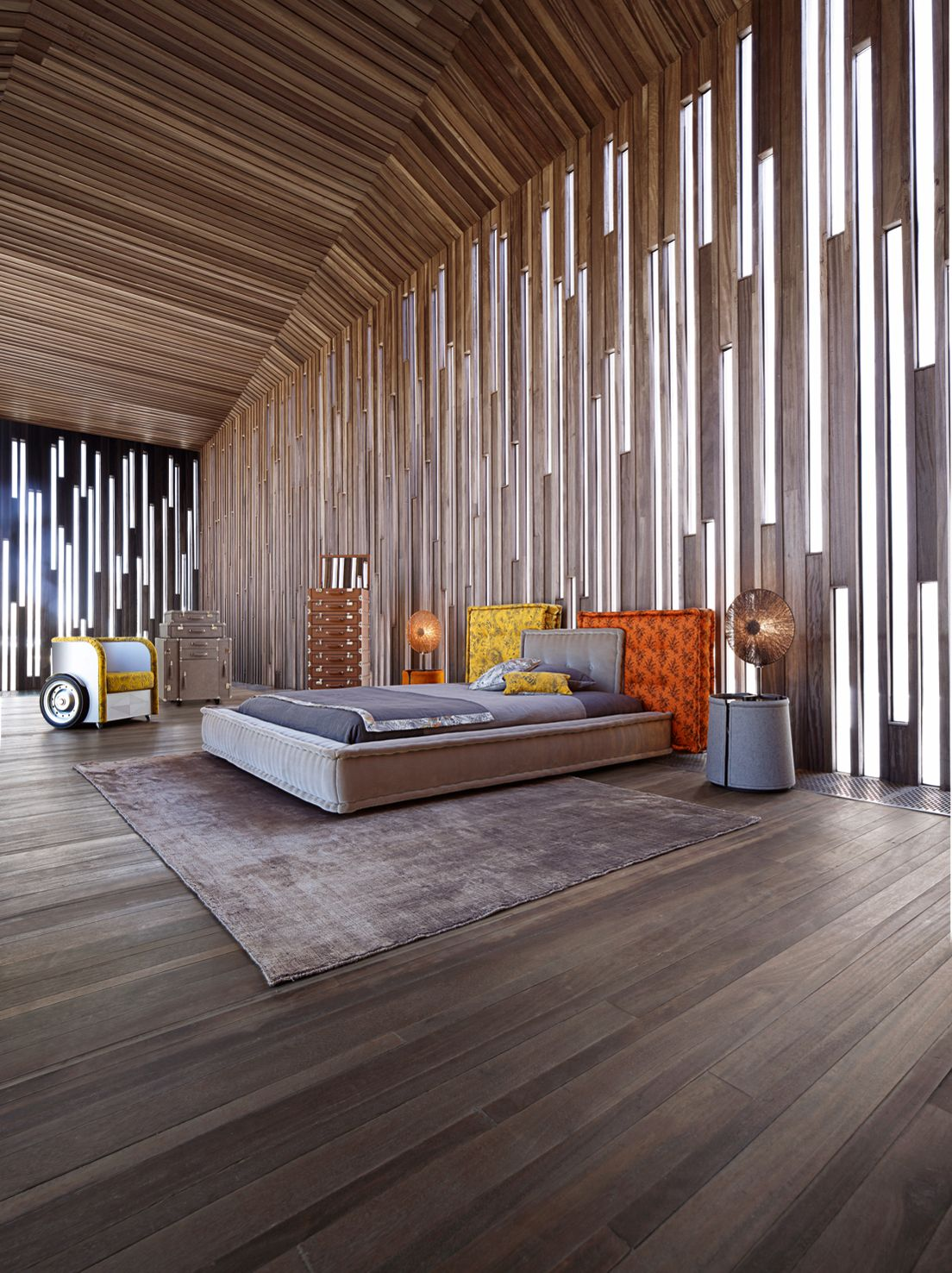 composition missoni home mah jong roche bobois. Black Bedroom Furniture Sets. Home Design Ideas